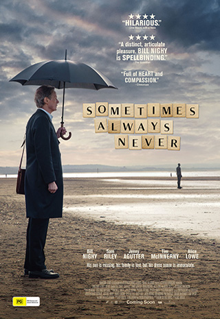 Sometimes Always Never (2018) by The Critical Movie Critics