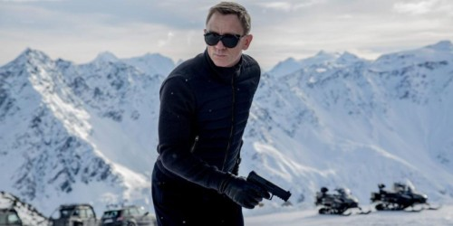 Spectre (2015) by The Critical Movie Critics