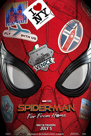 Spider-Man: Far From Home (2019) by The Critical Movie Critics