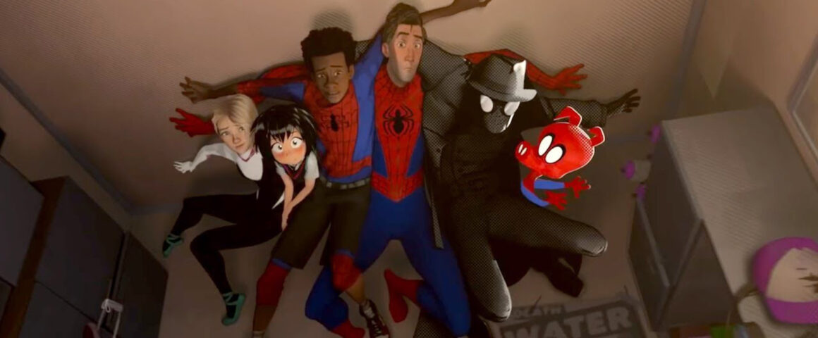 Spider-Man: Into the Spider-Verse (2018) by The Critical Movie Critics