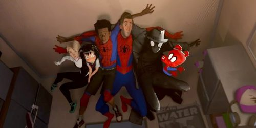 Movie Review:  Spider-Man: Into the Spider-Verse (2018)