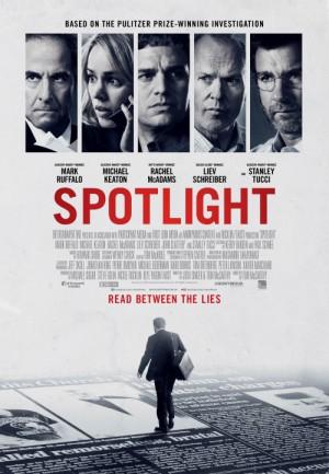 Spotlight (2015) by The Critical Movie Critics
