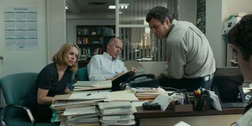 Movie Review:  Spotlight (2015)