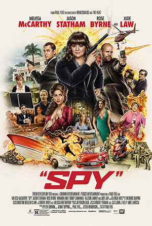 Spy (2015) by The Critical Movie Critics