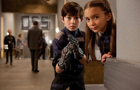 Movie Trailer:  Spy Kids 4: All the Time in the World (2011)
