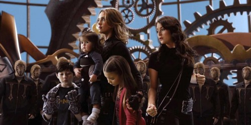 Movie Review:  Spy Kids: All the Time in the World (2011)