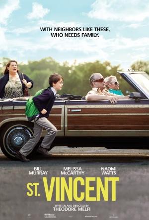St. Vincent (2014) by The Critical Movie Critics
