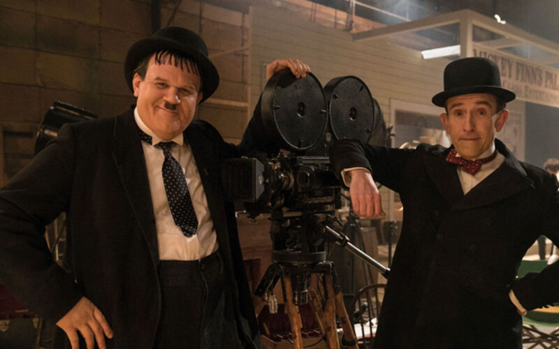 Stan & Ollie (2018) by The Critical Movie Critics