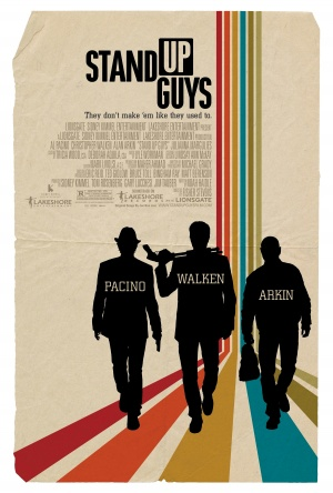 Stand Up Guys (2012) by The Critical Movie Critics