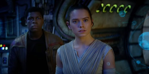 Star Wars: The Force Awakens (2015) by The Critical Movie Critics