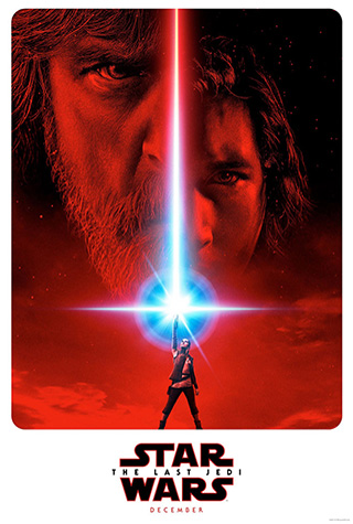 Star Wars: The Last Jedi (2017) by The Critical Movie Critics