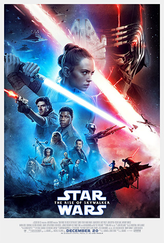Star Wars: The Rise of Skywalker (2019) by The Critical Movie Critics