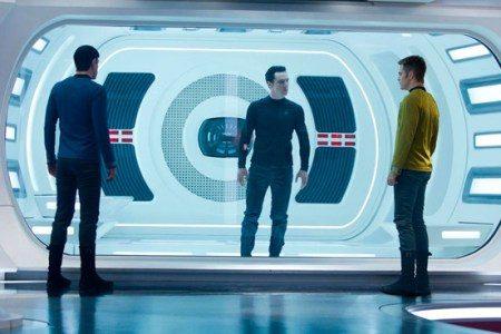 Movie Trailer:  Star Trek Into Darkness (2013)