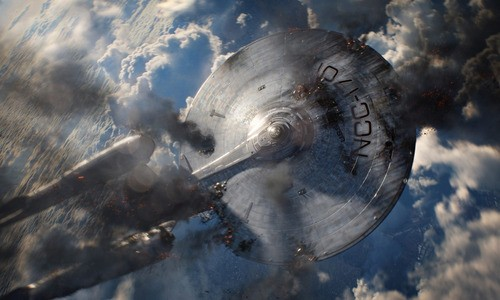 Movie Review:  Star Trek Into Darkness (2013)