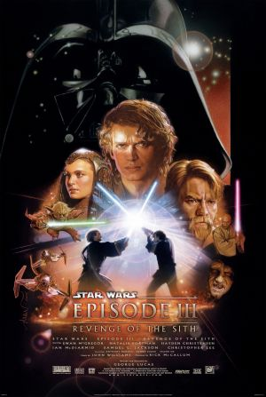 Star Wars: Episode III - Revenge of the Sith (2005) by The Critical Movie Critics