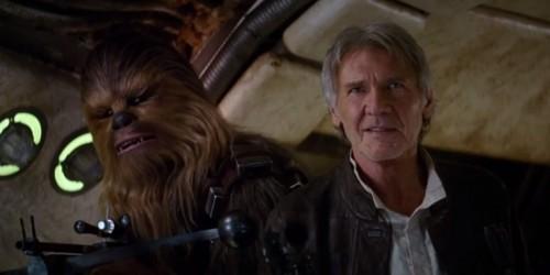 Movie Trailer #2:  Star Wars: The Force Awakens (2015)