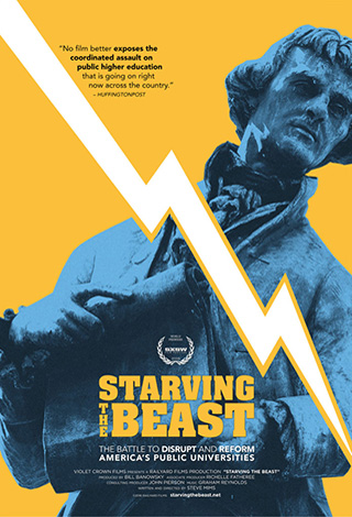Starving the Beast (2016) by The Critical Movie Critics