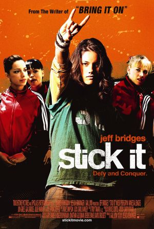 Stick It (2006) by The Critical Movie Critics