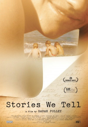 Stories We Tell (2012) by The Critical Movie Critics