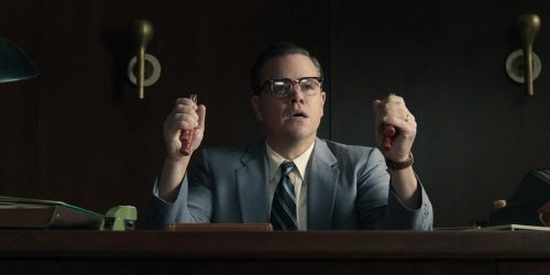 Movie Review: Suburbicon (2017)