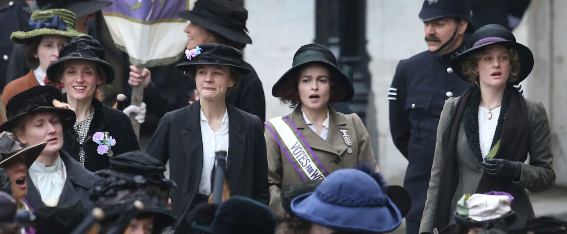 Suffragette (2015) by The Critical Movie Critics