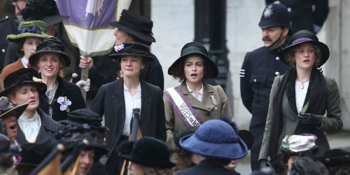 Movie Review:  Suffragette (2015)