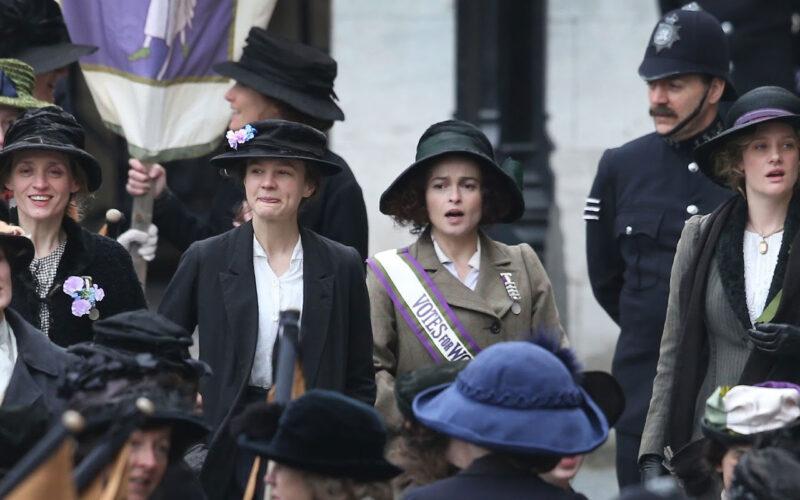 Suffragette (2015) by The Critical Movie Critics