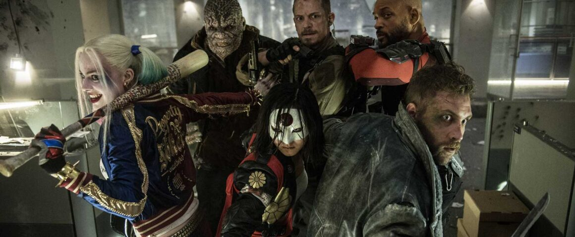 Suicide Squad (2016) by The Critical Movie Critics