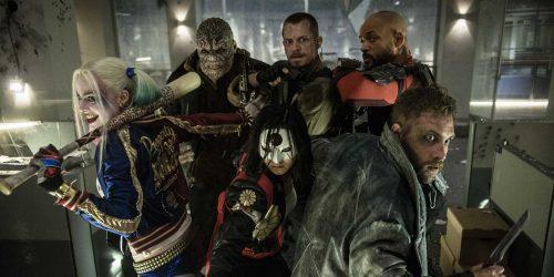Movie Review: Suicide Squad (2016)
