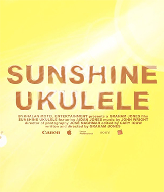 Sunshine Ukulele (2017) by The Critical Movie Critics