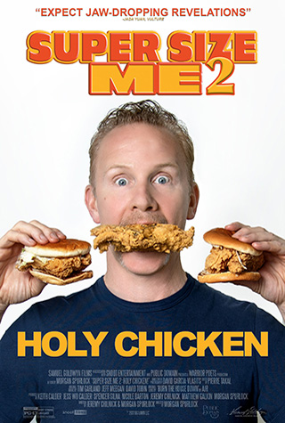 Super Size Me 2: Holy Chicken! (2017) by The Critical Movie Critics