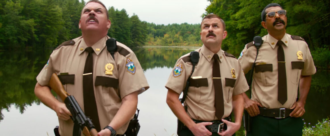 Super Troopers 2 (2018) by The Critical Movie Critics
