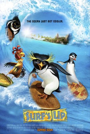 Surf's Up (2007) by The Critical Movie Critics
