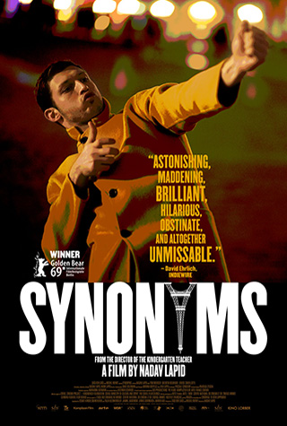 Synonyms (2019) by The Critical Movie Critics
