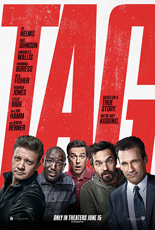 Tag (2018) by The Critical Movie Critics