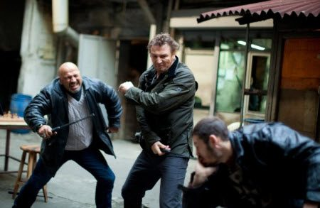 Movie Review:  Taken 2 (2012)