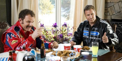 Movie Review:  Talladega Nights: The Ballad of Ricky Bobby (2006)