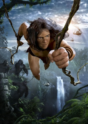 Tarzan (2013) by The Critical Movie Critics