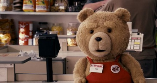 Red Band Movie Trailer:  Ted (2012)