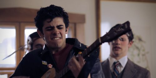Movie Review: Teenage Ghost Punk (2014)