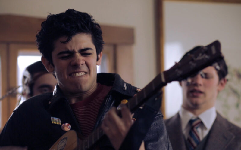Teenage Ghost Punk (2014) by The Critical Movie Critics