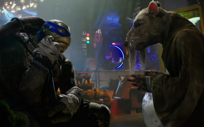 Teenage Mutant Ninja Turtles: Out of the Shadows (2016) by The Critical Movie Critics