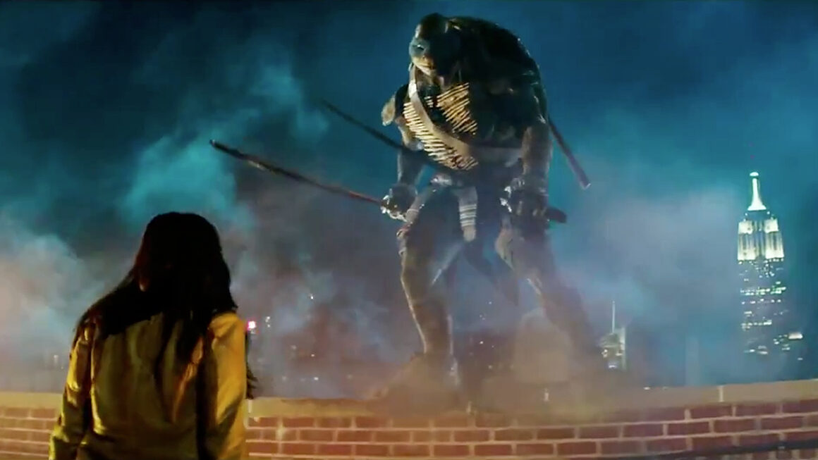 Movie Review Teenage Mutant Ninja Turtles 2014 The Critical