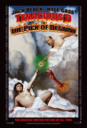 Tenacious D: The Pick of Destiny (2006) by The Critical Movie Critics