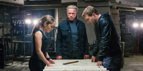 Movie Review:  Terminator Genisys (2015)