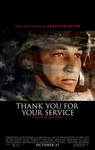 Thank You for Your Service (2017) by The Critical Movie Critics