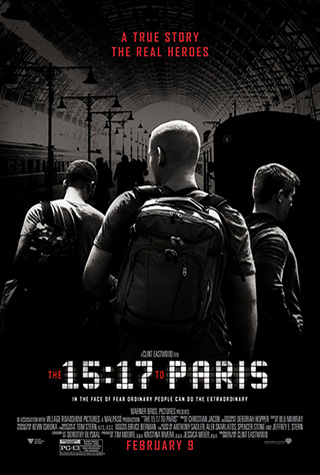 The 15:17 to Paris (2018) by The Critical Movie Critics
