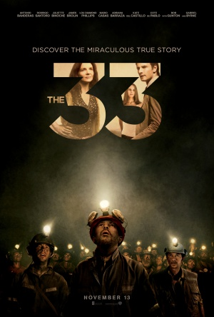 The 33 (2015) by The Critical Movie Critics