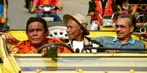 Movie Review:  The Act of Killing (2012)