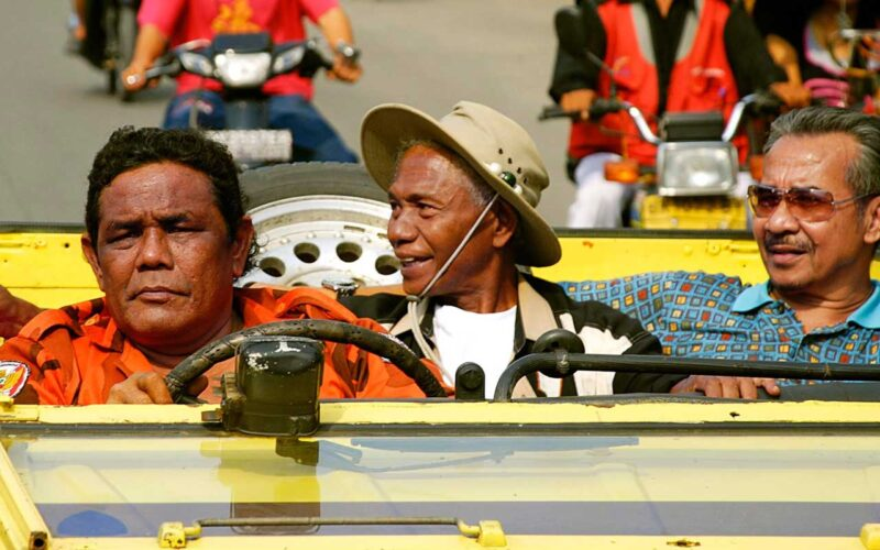 The Act of Killing (2012) by The Critical Movie Critics